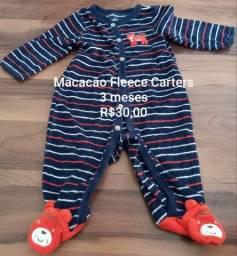 Macacão Carter?s Fleece