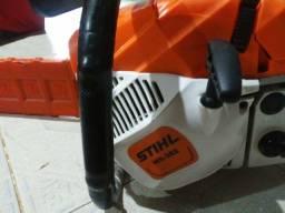 Motor serra stihl 382