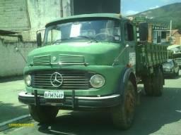 Mercedes-Benz 1113 1971, caminhão toco, carroceria