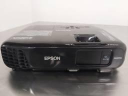 Projetor Epson S18 + Troco por Samsung A71.