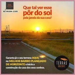 Título do anúncio: Lotes Terras Horizonte &¨%$