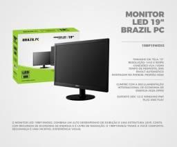 """VENDO / TROCO: Monitor Led 19"""""""