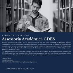 Assessoria Acadêmica GDES Caruaru-PE