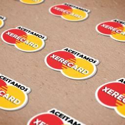 Adesivo personalizado XereCard
