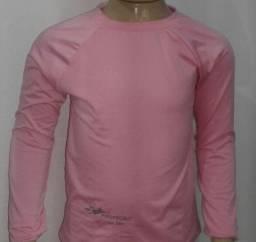 Camisas Infantil proteção UV fator 50+ malha fria (atacado e varejo)
