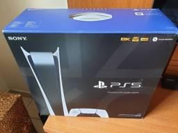 Sony PlayStation 5 na Caixa Lacrada, com Nota Fiscal (Não sou de BH)