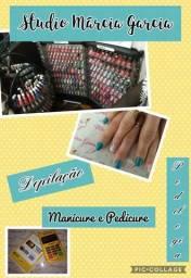 Podologia, Depilação e Manicure