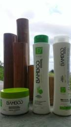 Kit de cabelo Bambou