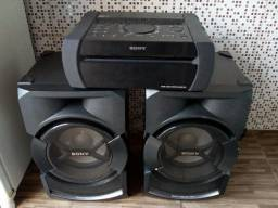 "Som.""Home audio system shake-x3D"