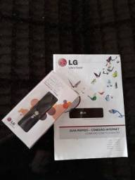 Dongle Lg an-wf100 (adaptador de rede wi-fi)