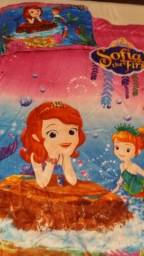 Enxoval infantil princesa Sofia