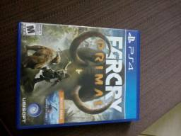 FarCry Primal PS4 (pouco usado)