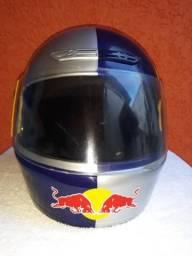 Aerografia em capacetes