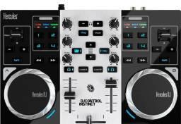 Controlador Dj Instinct Series S Novo