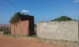 Terreno murado em Bom Jesus para casa ou comércio (8X15)