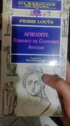Afrodite romance de costumes antigos