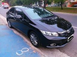 New Civic LXL 1.8 Aut. Ano 2012 (Borboleta) - 2012
