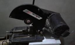 Serra policorte com motor 12pol - Moto Mill
