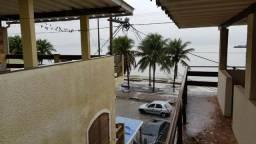 RC Imóveis Muriqui,Excelente Triplex com 02 quartos na Av. Beira Mar com vista Mar