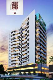 Vendo Apartamento no Edificio Studio Design na Ponta Verde