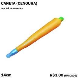 Caneta Cenoura