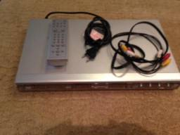DVD Cougar CVD 550 completo em perfeito funcionamento