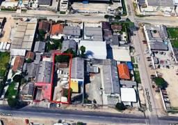 Terreno 770 m² no Boqueirão, R. Carlos de Laet, Próx. Vila Hauer Esporte Clube [5661.001]
