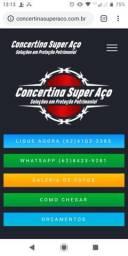 Título do anúncio: Cerca concertina super aço Watszap 62 9 8 4 2 - 3 9 281 cobrimos qualquer oferta