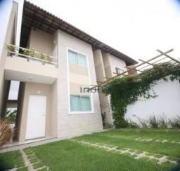 Título do anúncio: Casa com 3 dormitórios à venda, 103 m² por R$ 300.000 - Eusébio - Eusébio/CE
