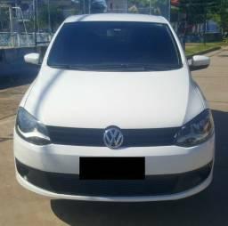 Volkswagen Fox Branco - 2013