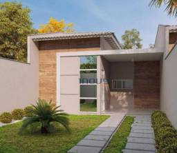 Casa com 3 dormitórios à venda, 83 m² (sob consulta )- Guaribas - Eusébio/CE