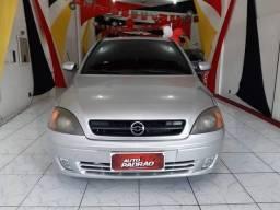 Corsa Sedan 1.0 2005 prata #SóNaAutoPadrão - 2005