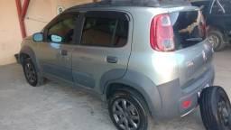 Fiat uno wey - 2011