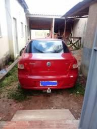 Fiat Vermelho Siena 2007 apenas venda (completo) - 2007