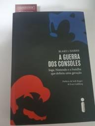 Livro - a guerra dos consoles