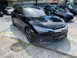 Honda civic turbo blindado 2017