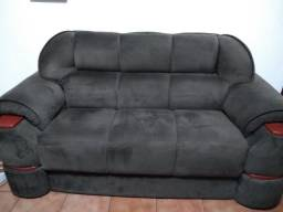 Conjunto sofá 2 e 3 lugares