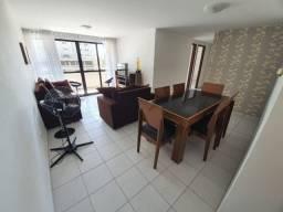 Bessa - Apartamento mobiliado com 3/4, na Argemiro, portaria, piscina e elevador