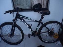 Bicicleta venzo aro 29 semi nova - média