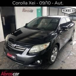 Corolla Xei 1.8 - 09/10 - Aut