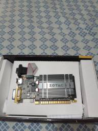 Placa de vídeo zotac geforce 210 1gb ddr3