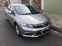 Honda Civic 2013 Impecável! Único Dono