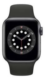 Apple Watch Séries 6 - 44mm - Space Gray - Novo com garantia de 1 ano