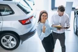 Loja de automoveis contrata vendedoras mesmo sem experiência com boa aparencia
