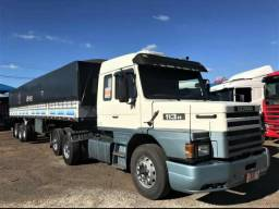 Scania 113 top line