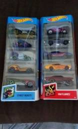 Kit hot Wheels originais.