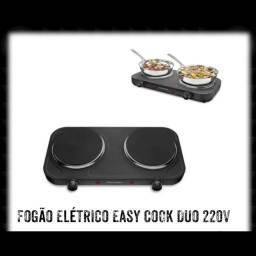 Fogão elétrico easy cook duo 220V