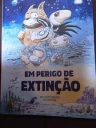 Livro Em Perigo de Extinção