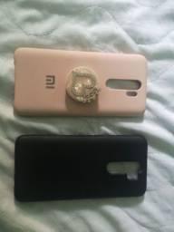 Capa silicone case redmi note 8 pro