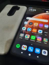 Celular top para jogos Mi Note 8 Pro 128gb + MiBand 3